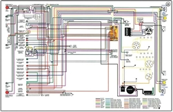 Wire Diagram 64-72 Buick SkylarkYesterday's Muscle Cars